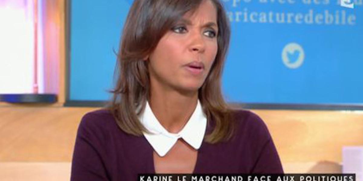 Karine Le Marchand, sa coiffeuse humiliée en public, comportement qui passe mal